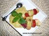 Voňavá quinoová kaše Adveni s karamelovým ovocem