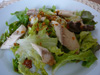 Fresh salát s rakytníkovými vločkami a semínkem